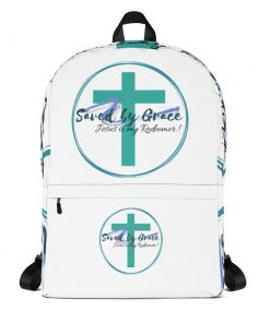 Saved by Grace Backpack