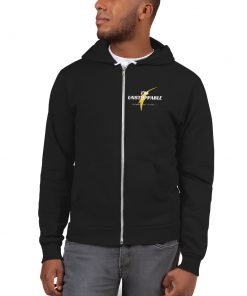 Unstoppable hoodie sweater